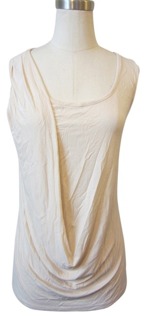 Cynthia Rowley Top Creme