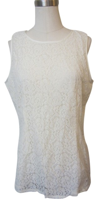 Banana Republic Top Creme