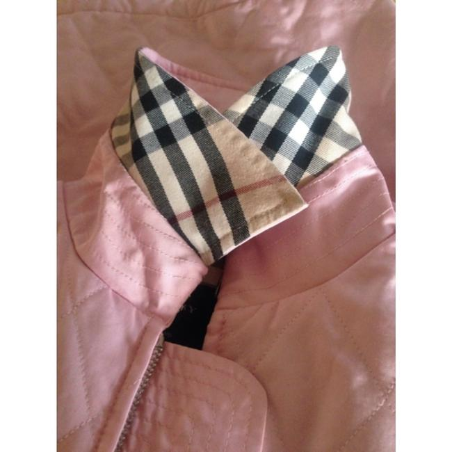 Burberry Quilted England Vest