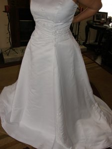 David's Bridal 1146 Wedding Dress