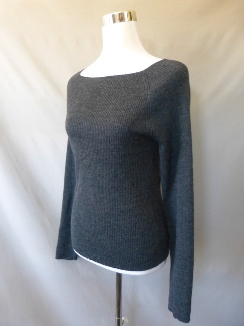 DKNY Scoopneck Cardigan Sweater