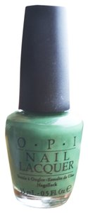 OPI OPI New Sea Foam Metallic Green Color Nail Polish