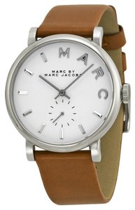 Marc Jacobs Marc by Marc Women's Silver Analog Watch MBM1265