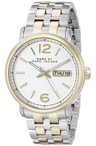 Marc Jacobs Marc by Marc Women's Silver Analog Watch MBM3426