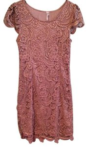 Other Formal Wedding Junior Lace Nightout Dress