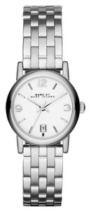 Marc Jacobs Marc by Marc Women's Silver Analog Watch MBM3437