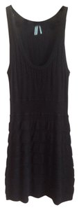 Guess By Marciano short dress Black Knitwear Sweater on Tradesy