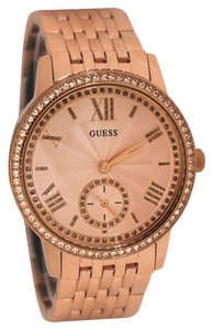 Guess Guess Classic Women's Rose Gold Analog watch U0573L3