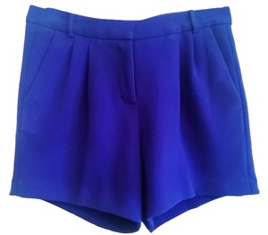 J.Crew Night Out Dress Shorts Deep Sea Blue