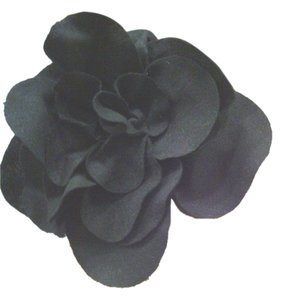 Other Tracey Vest Black Felt Oversized Flower Magnet Pin
