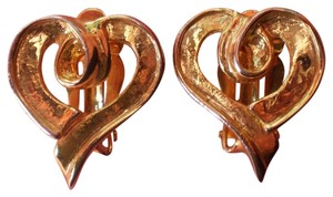 Other Goldtone Heart clip on
