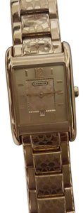 Coach Coach Goldtone Women's Watch