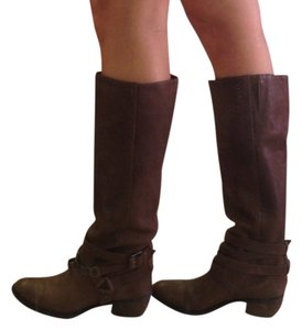 Gianni Bini Brown Boots