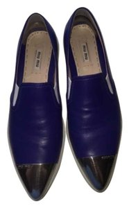 Miu Miu Royal Blue Athletic