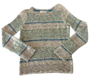 Anthropologie Winter Fall Fair Isle Sweater