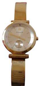 Coach Coach Women's Goldtone Watch