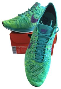 Nike Green/Purple Athletic