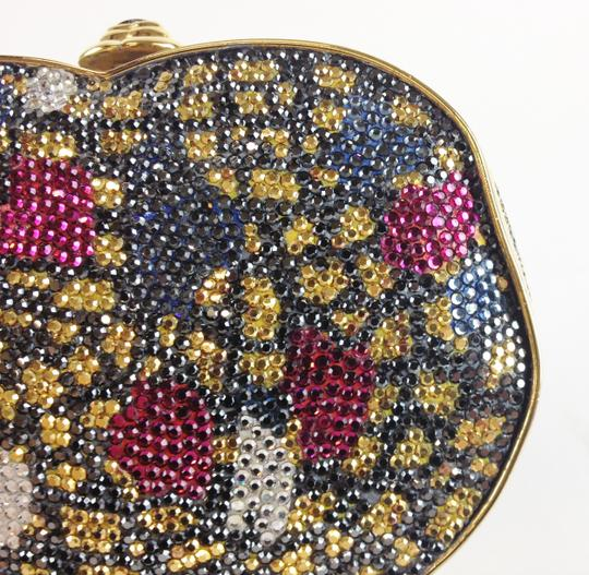 Judith Leiber Multicolor Clutch