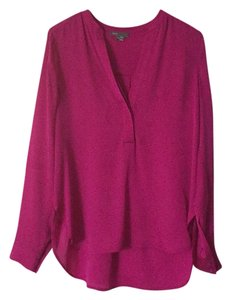 Vince Top Fuchsia
