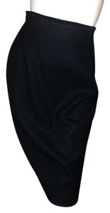 Brooks Brothers Vintage Elegant Skirt Black