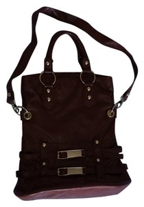 Other Burgundy Messenger Bag