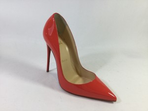 Christian Louboutin So Kate 120mm Red Poppy Red Pumps