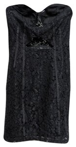 Divided by H&M Lace Keyhole Dress