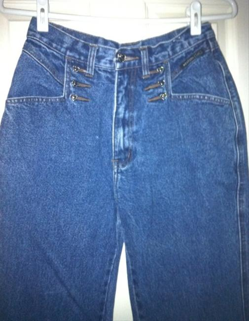 WESTERN ETHICS Silver Hearts Classic Fit Country Straight Leg Jeans-Medium Wash