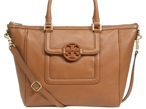 Tory Burch Tote in Royal Tan