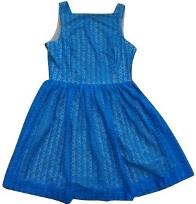 Preload https://item2.tradesy.com/images/american-apparel-blue-short-casual-dress-size-6-s-761-0-0.jpg?width=400&height=650