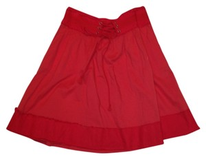 Armani Exchange Skirt Coral