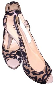 Guess Leopard Print Pumps