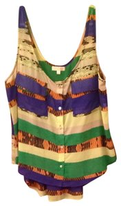 Gianni Bini Top Multi-colored