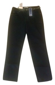 Bandolino New W/ Tags Pant Relaxed Fit Jeans-Dark Rinse