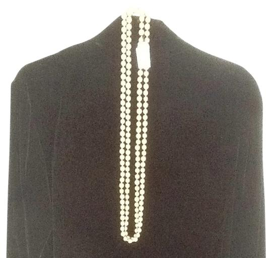 Carol Lee Pearl Rope Necklace