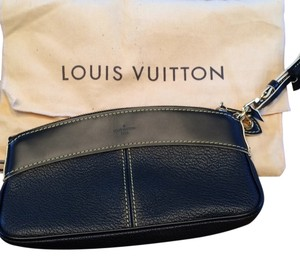 Louis Vuitton Suhali Goatskin Clutch