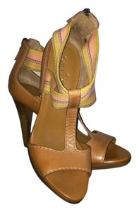Cole Haan Chestnut Sandals