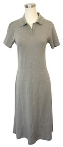Burberry short dress Taupe on Tradesy