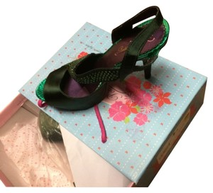 Poetic License Emerald green Platforms