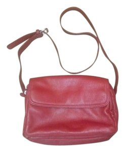 Aurielle Carryland Leather Cross Body Bag