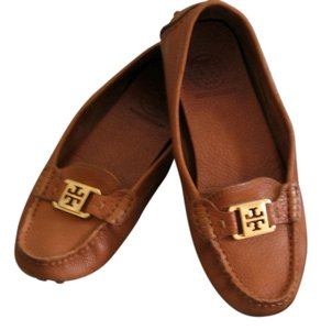 Tory Burch Perfect All Occasion CAMEL Flats