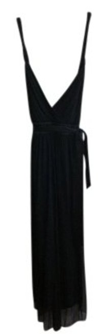 Preload https://item4.tradesy.com/images/mimi-maternity-black-evening-knee-length-night-out-dress-size-4-s-7618-0-0.jpg?width=400&height=650