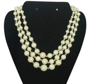 Beautiful Yellow Bead Necklace
