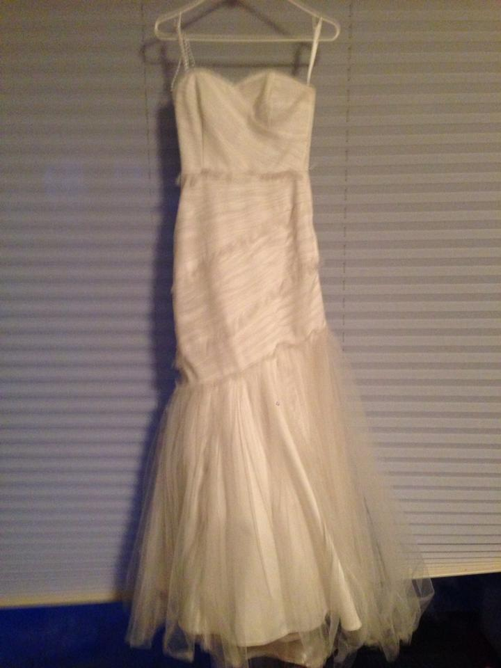 White house black market wedding dress tradesy weddings for White house black market wedding dress