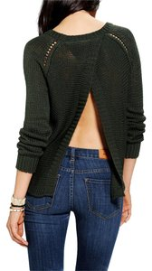 BB Dakota Cutout Knit Sweater
