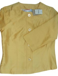 Coldwater Creek Gold Blazer