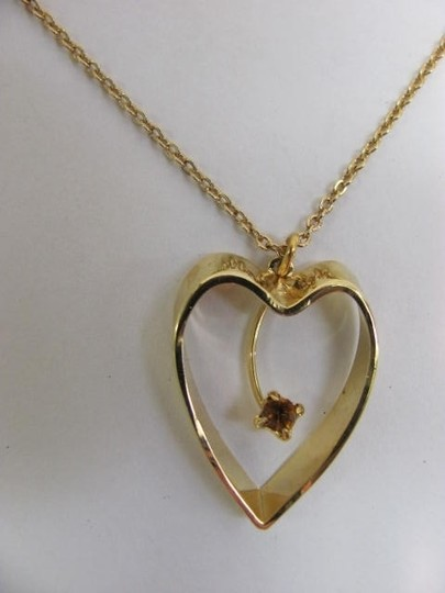 Other FLOATING HEART PENDANT
