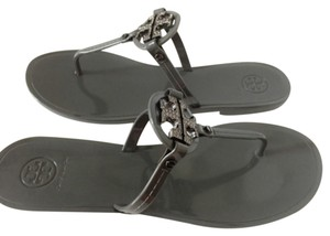 Tory Burch Gray Sandals