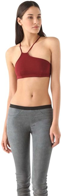 Item - Red Asymmetrical Bra Tank Top/Cami Size 2 (XS)