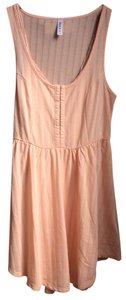 RVCA short dress Pink Rose on Tradesy